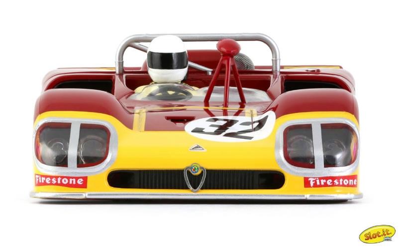 Slot.it Alfa Romeo 33-3 CA11h-5