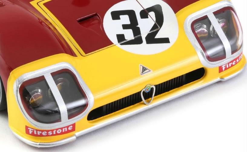 Slot.it Alfa Romeo 33-3 CA11h-8