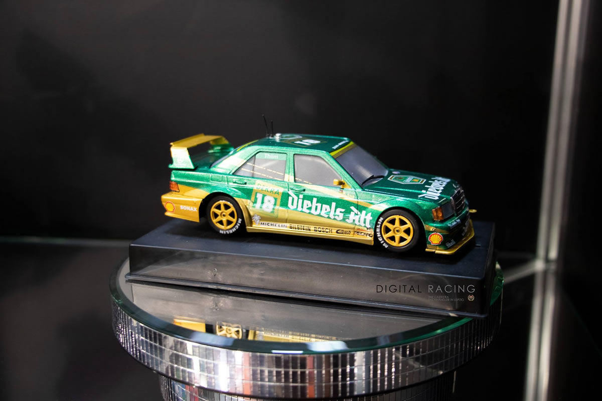 Slot.it - Mercedes 190E