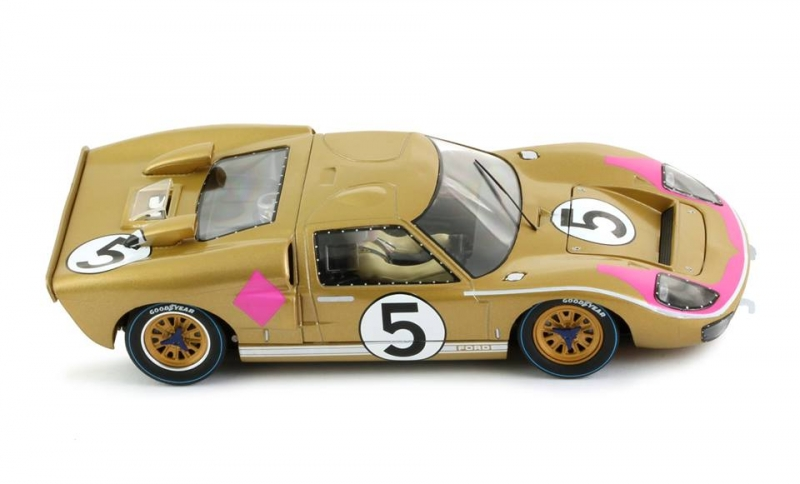 Slot it: Ford MKII n.5 Le Mans 1966 CA20c