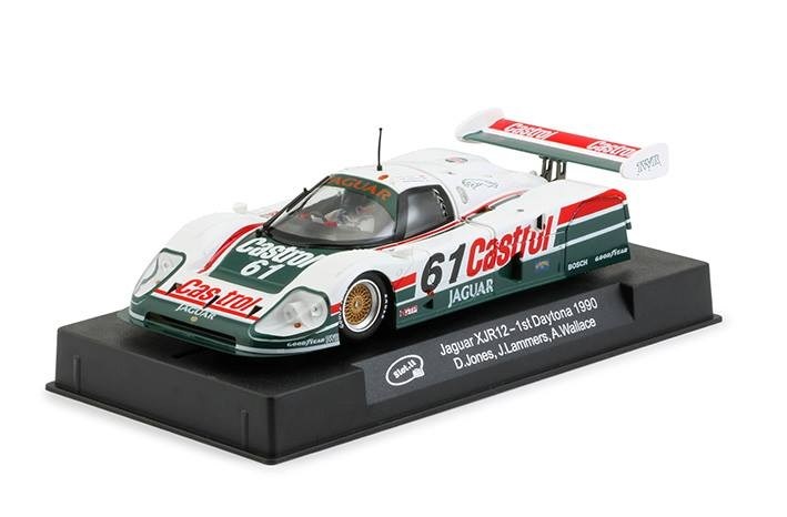 Slot it Jaguar XJR12 Castrol Daytona 1990 CA13e
