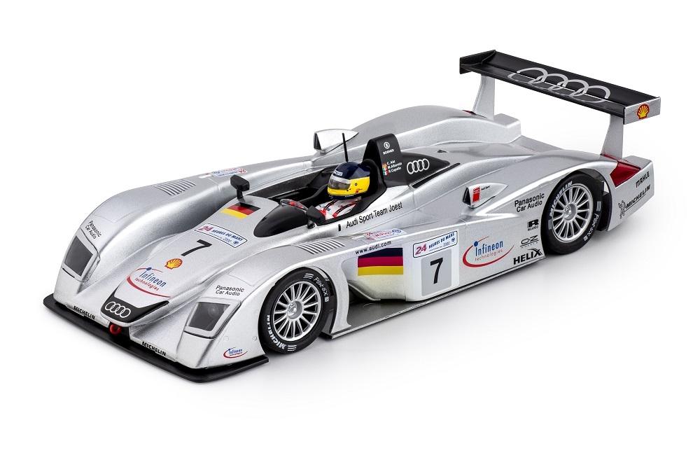 Slot.it: L' Audi R8 LMP Le Mans 2000 # 7 SI-CA33C