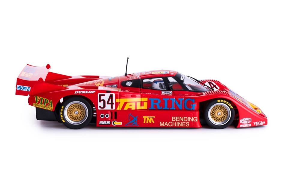 Slot.it: La Lancia LC2 SP90 #54 - Le Mans 1990 CA21f