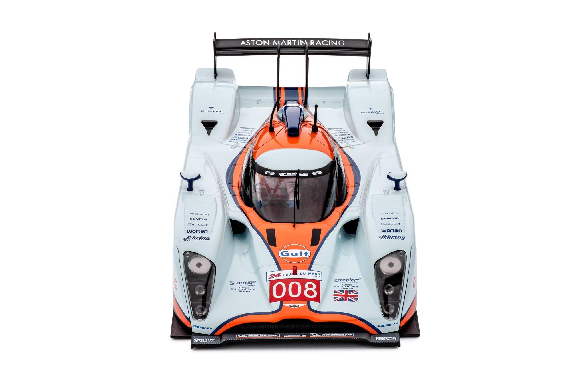 Slot.it : la Lola Aston Martin DBR1-2 n.008- 24h Le Mans 2009