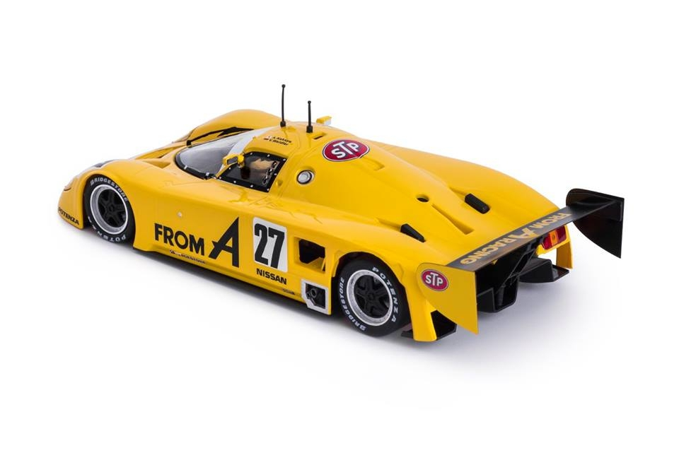 Slot.it: la Nissan R90CK JSPC 1991– CA28E