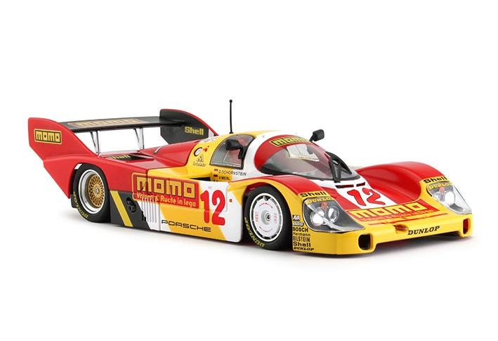 Slot it: la Porsche 956 KH n.12 Momo (CA09f)