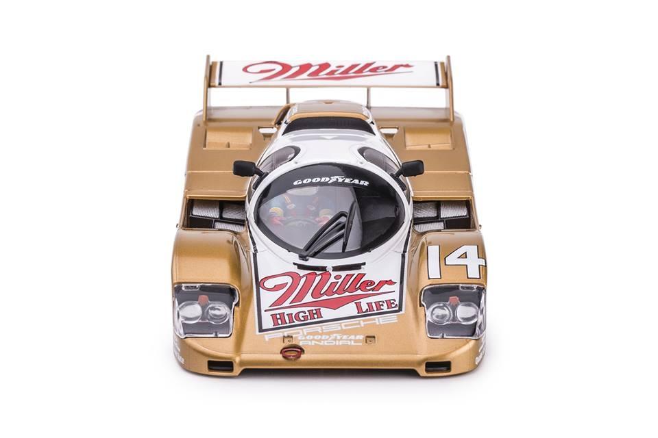 """Slot.it: La Porsche 962 IMSA Daytona 1988 """"Miller"""" #14"""