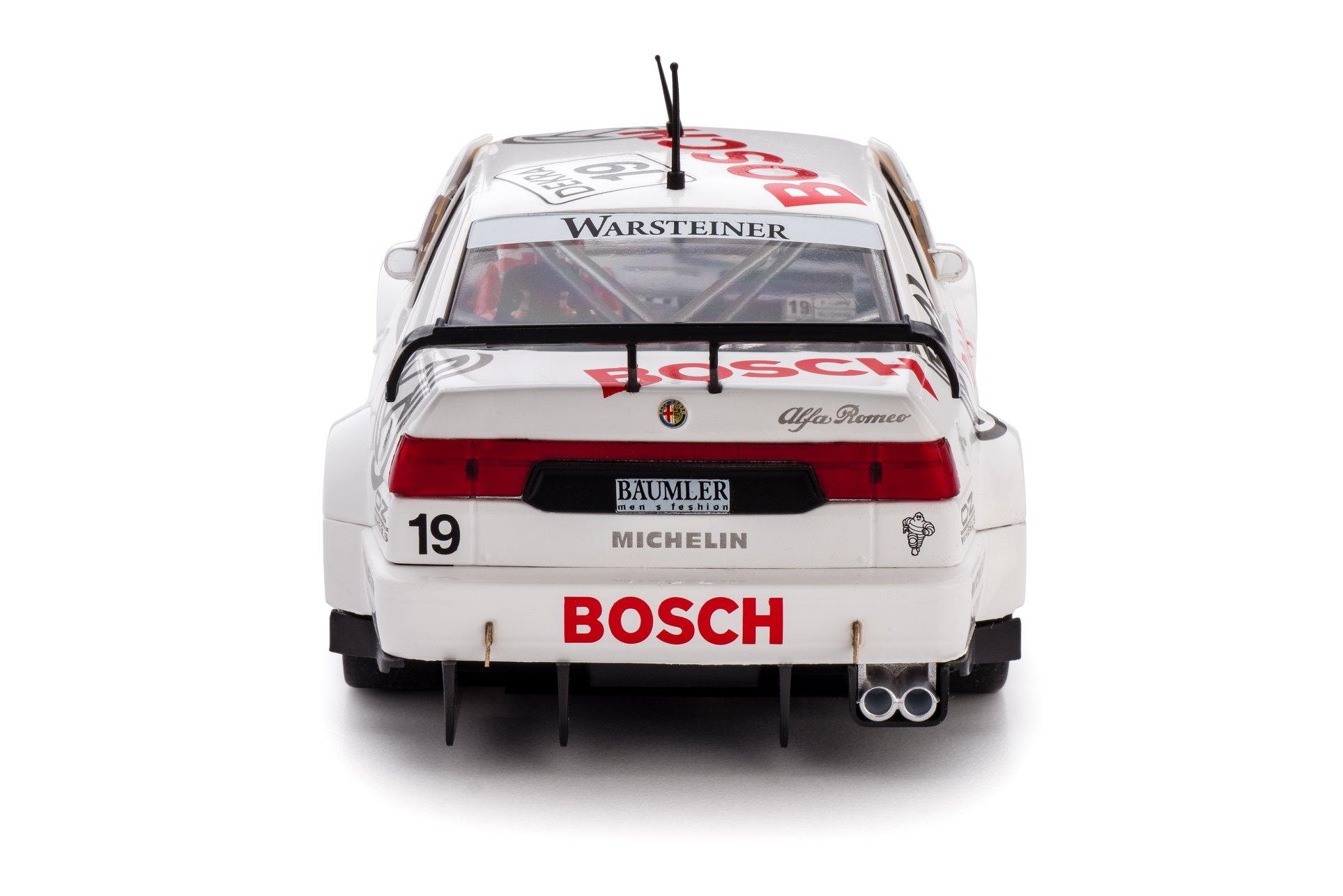 Slot.it: l'Alfa Romeo 155 ITC Bosch SI-CA45A