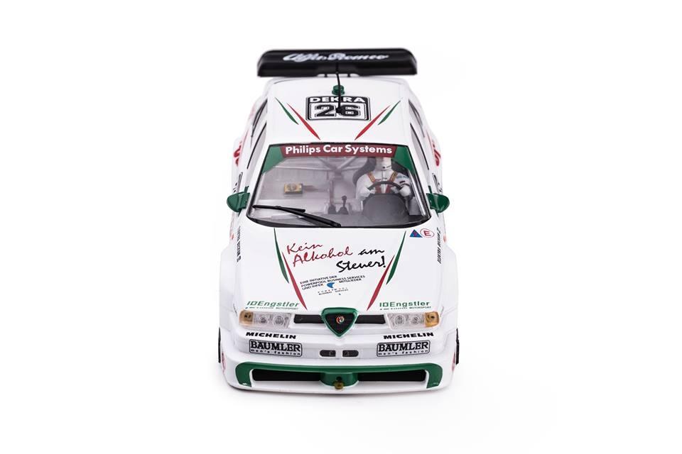 Slot.it: l'Alfa Roméo 155 V6 TI #26