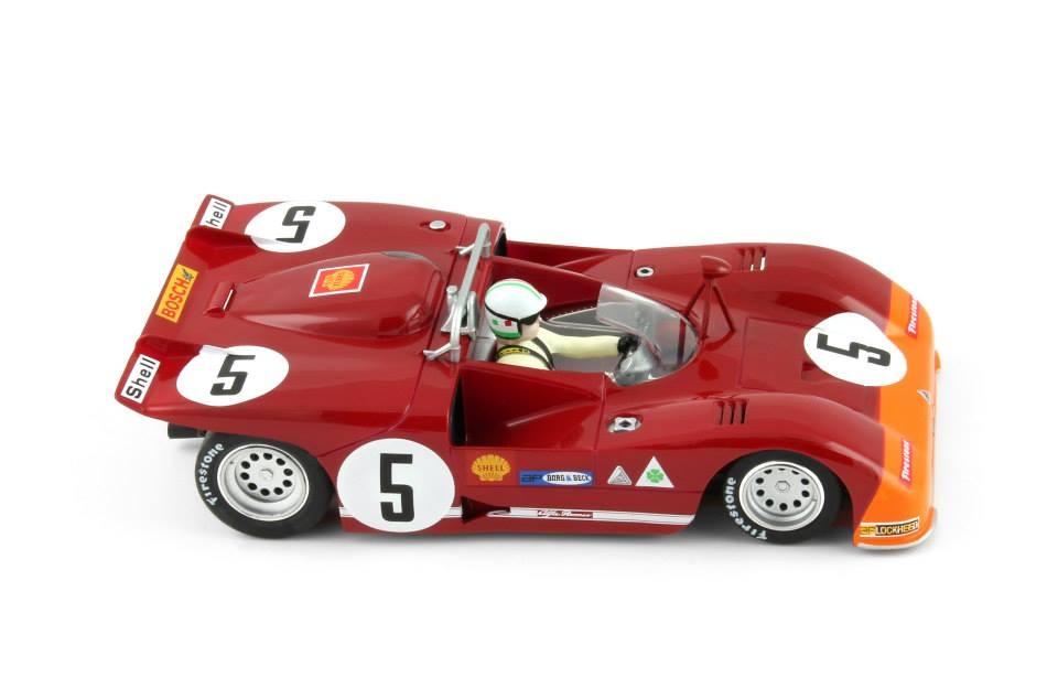 Slot it: l'Alfa Romeo 33/3 CA11f
