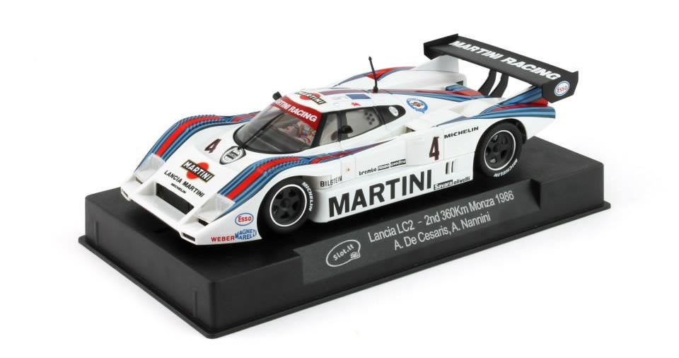 Slot it Lancia LC2 Monza 1986 CA21d