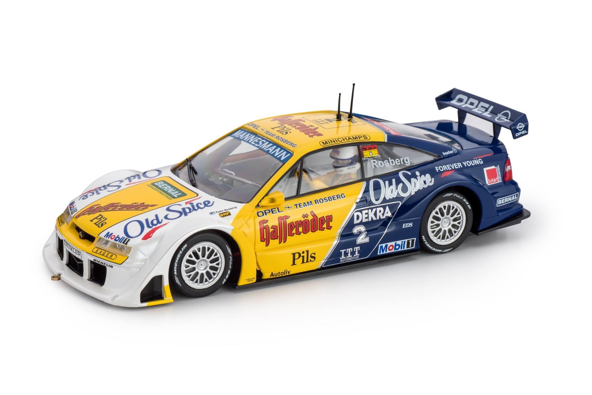 Slot.it: L'Opel Calibra V6 - n°2 Avus Ring - DTM/ITC 1995