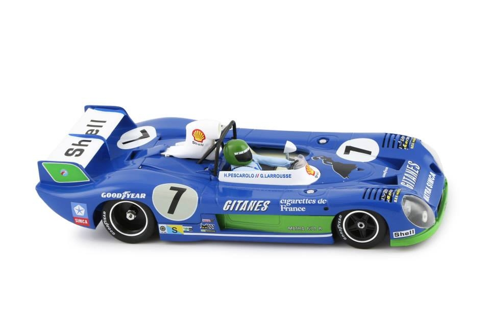 Slot it Matra MS670B CW18