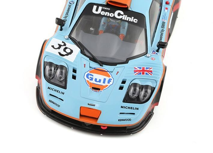 Slot it McLaren F1 GTR (ref CA10H)