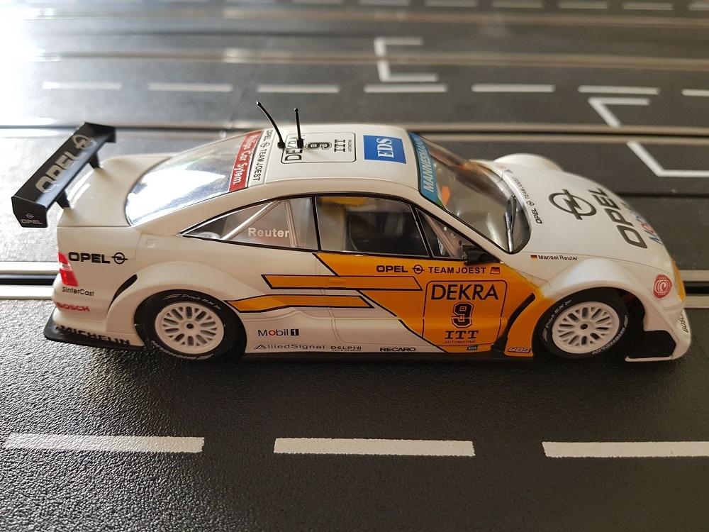 Slot.it: Opel Calibra V6 DTM arrive - SI-CA36A