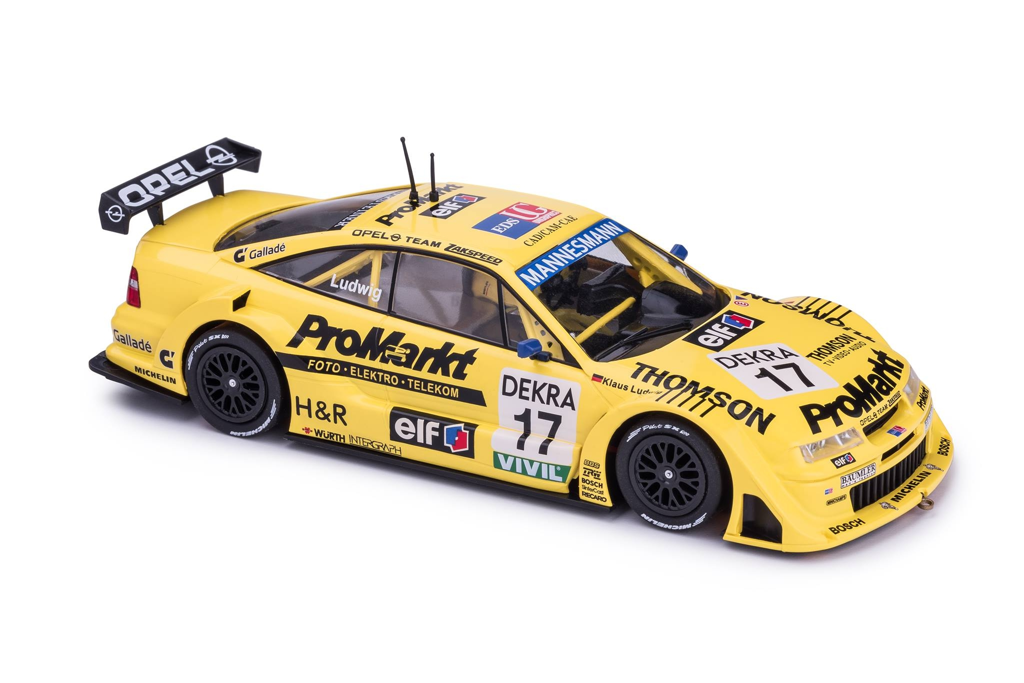 Slot.it : Opel Calibra V6 n.17 - 1st Norisring ITC 1996 CA36b