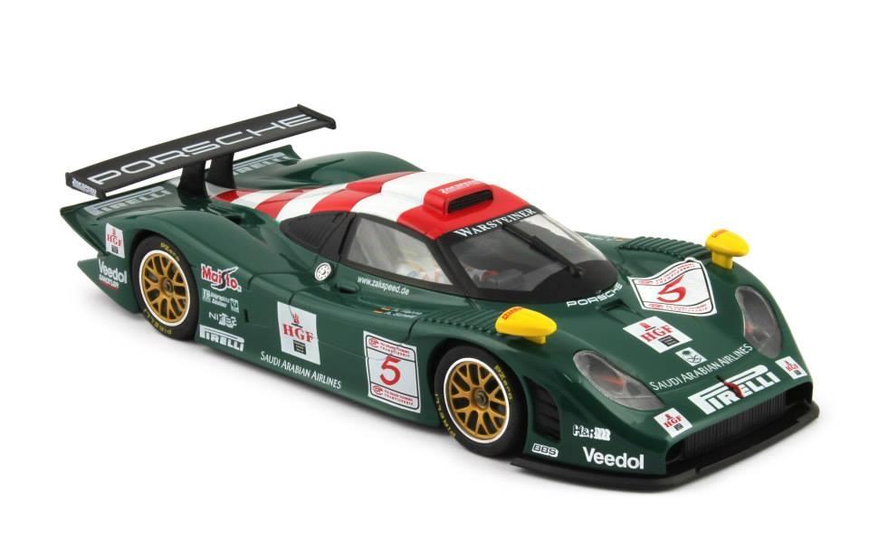 Slot.it Porsche 911 GT1 Evo 98 CA23C