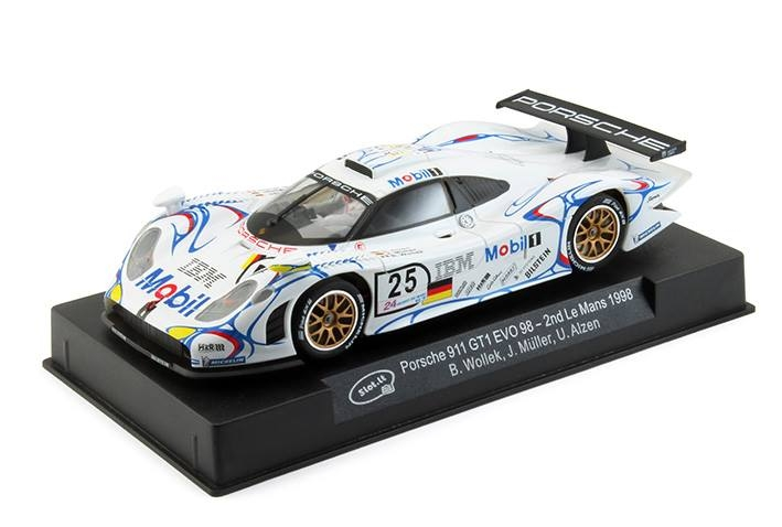 Slot it Porsche 911 GT1 EVo 98 CA23d