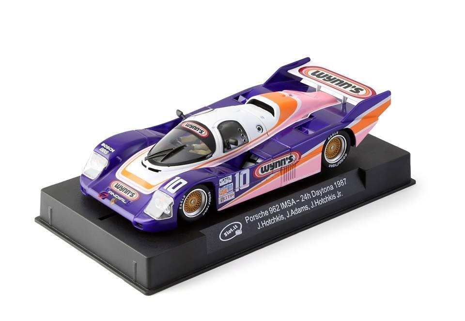 Slot.it Porsche 962 IMSA Wynn's