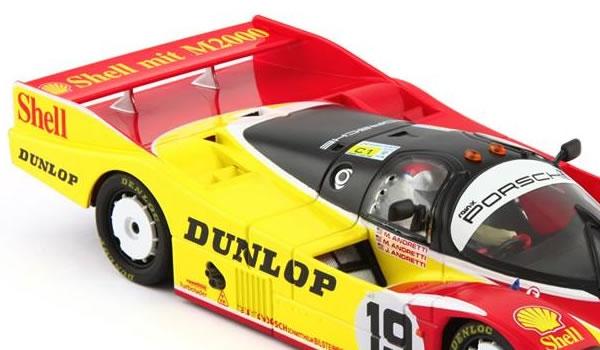 SLOT IT Porsche 962C LH ref CA03G