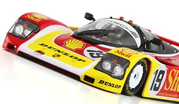 SLOT IT Porsche 962C LH ref CA03G