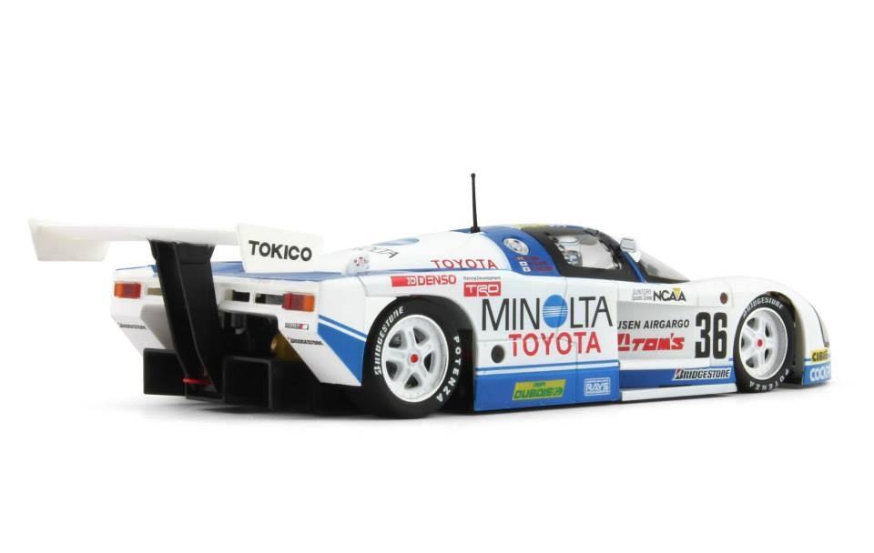 Slot.it Toyota 88C Minolta Sica19D