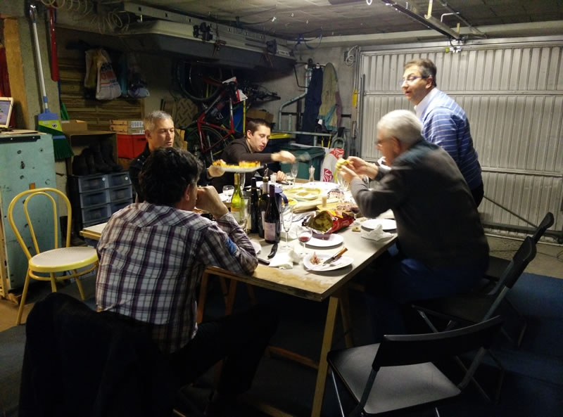 Slot Party du vendredi 19/12/2014