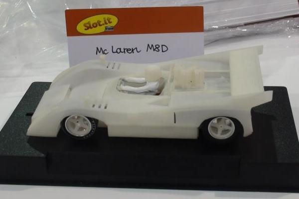 Slot It Mac Laren M8D