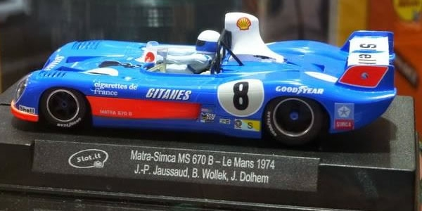 Slot It Matra Simca MS670 B