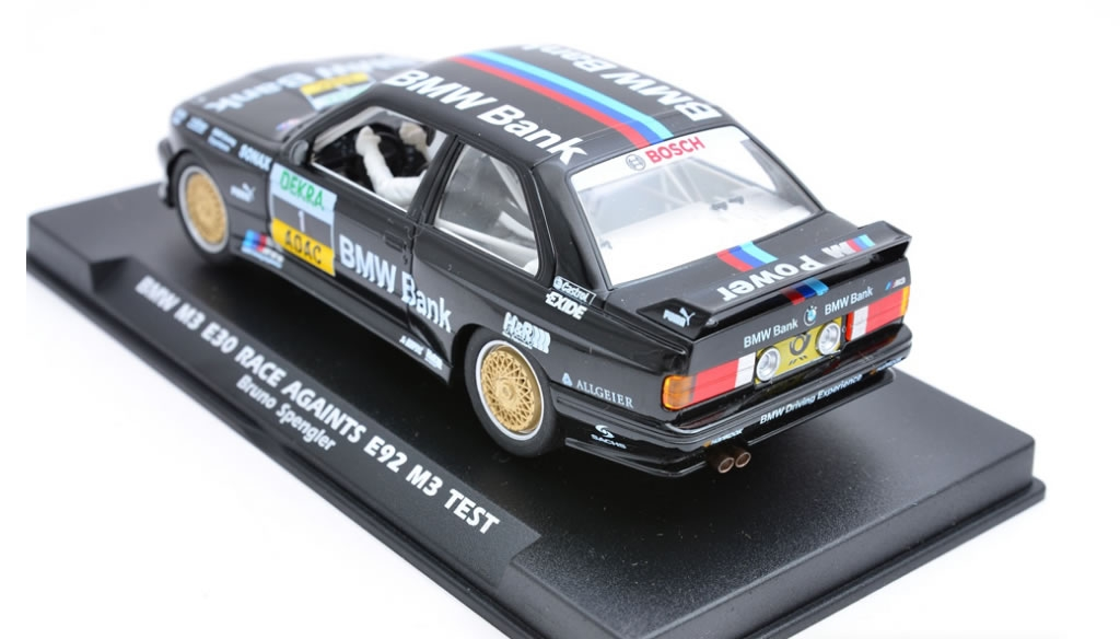 Slotwings BMW M3 E30 Team BMW Bank #1