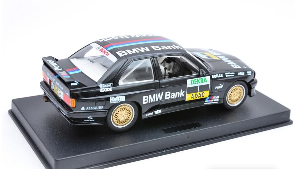 Slotwings BMW M3 E30 Team BMW Bank #1
