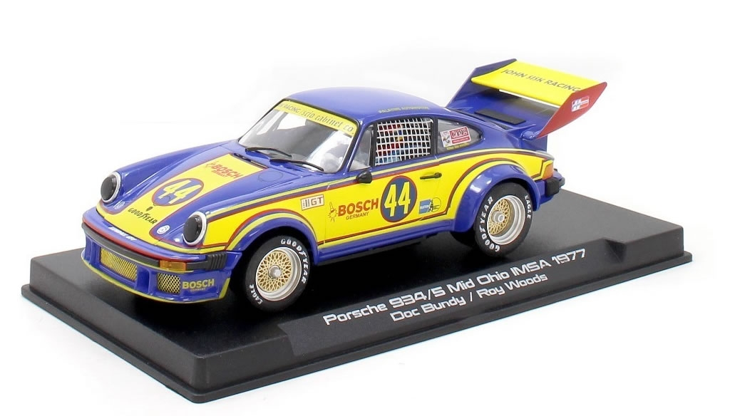 Slotwings Porsche 934/5 Mid Ohio 1977 #44