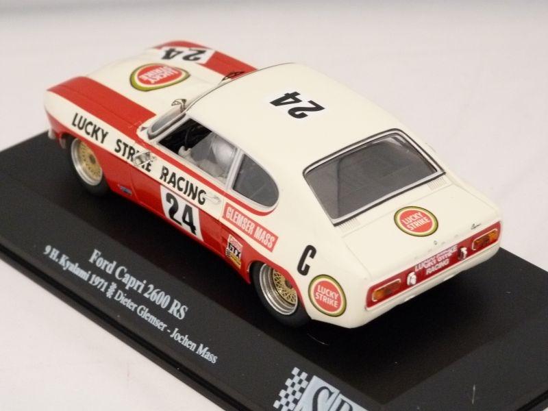 SRC: La Ford Capri 2600 RS - 9h Kyalami 1971
