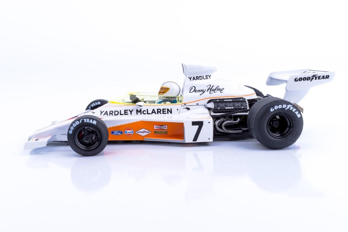 SRC: La McLaren M23 GP Sweeden 1973 est disponible