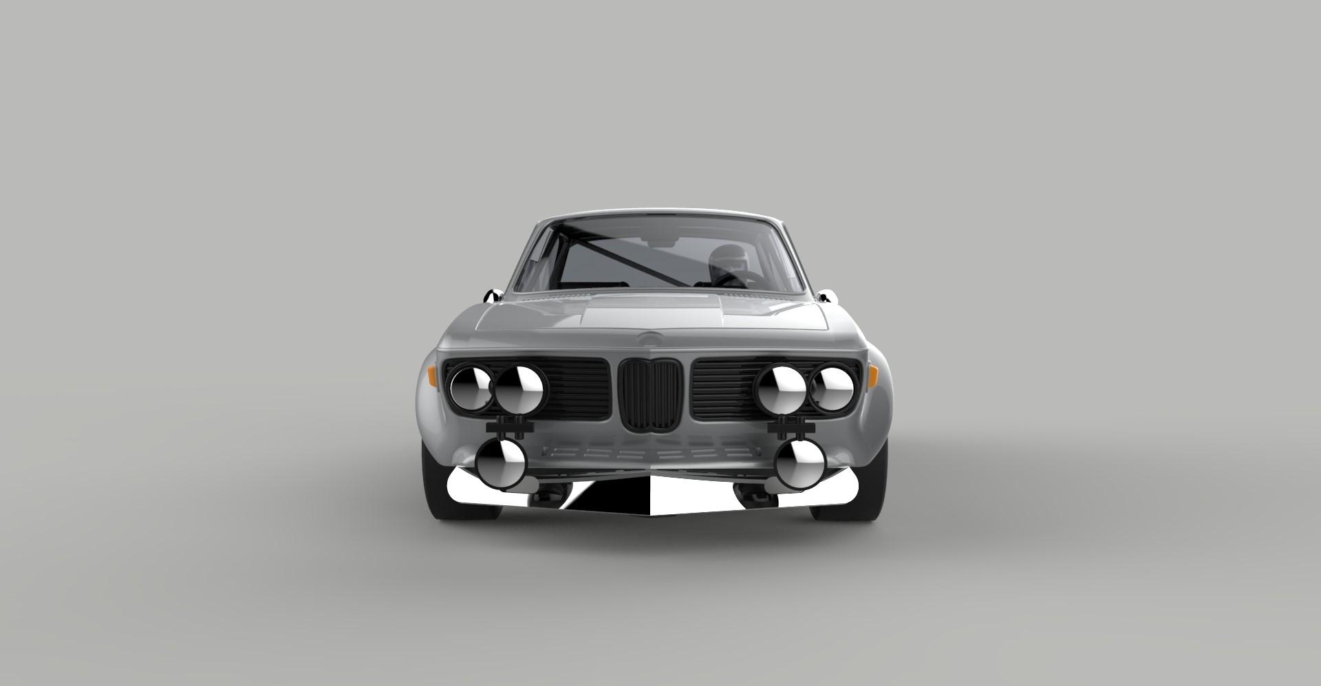 SRC: Le projet BMW 2.8 CS marquera un tournant pour la marque