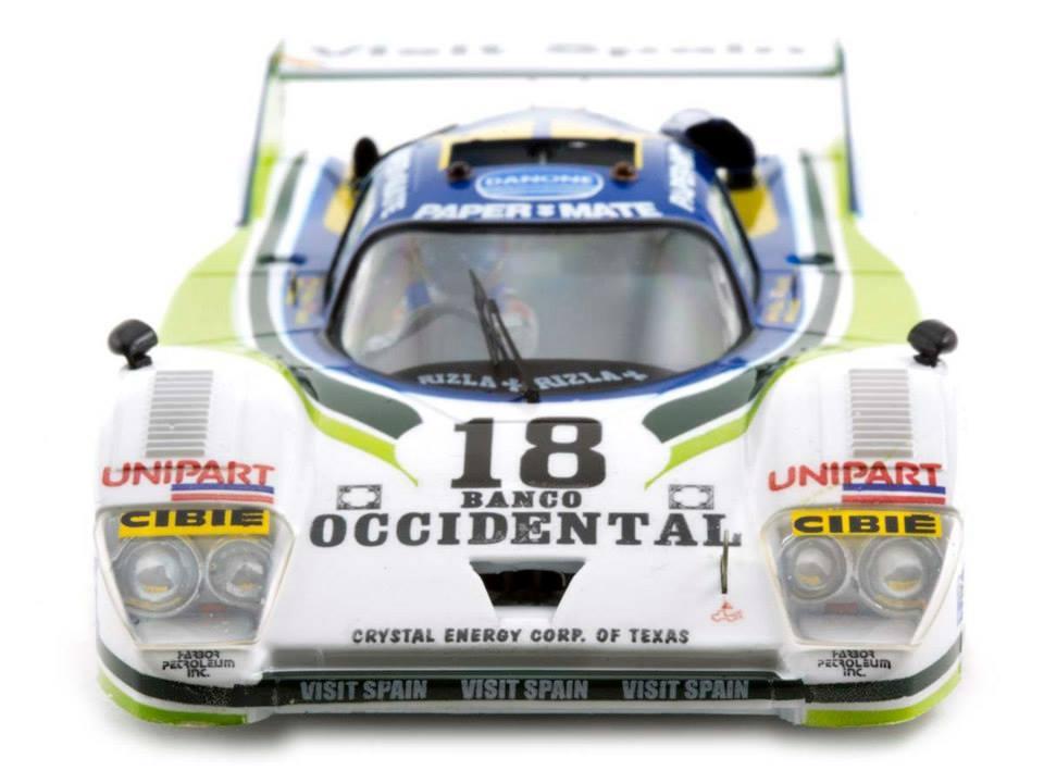 SRC: Lola T600 24h. Le Mans 1981 E. Villota - G. Edwards (SRC-01701)