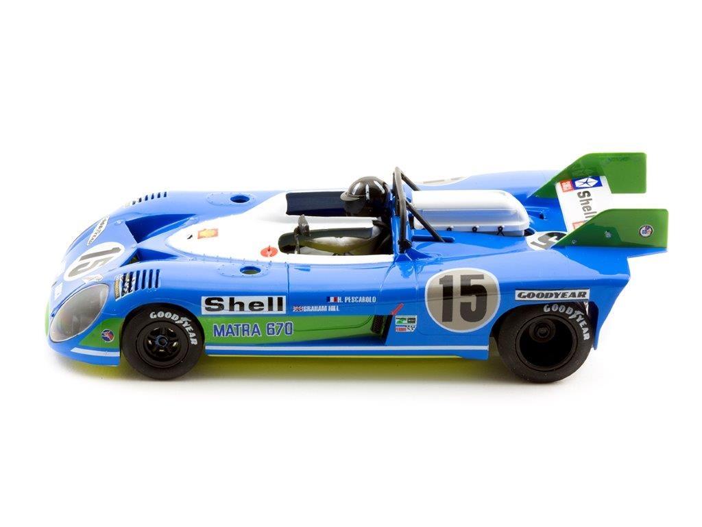SRC Matra 670 Winner le Mans 72 01401