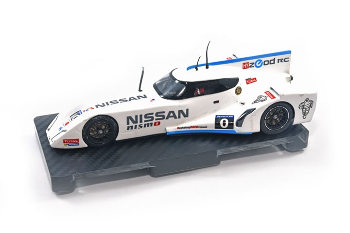 SV Workz: La Zeod de Nissan en kit impression 3D