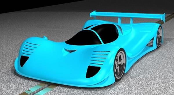 Carrosserie 3D TAZ