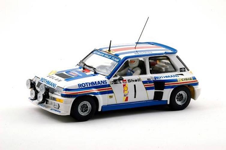 TeamSlot Renault 5 Turbo Danube 1983