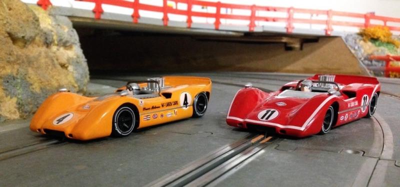 Thunder Slot McLaren M6 Can-Am