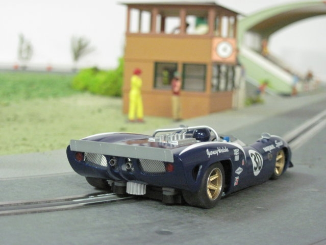 ThunderSlot: la Lola T70 Can-am arrivera fin Aout