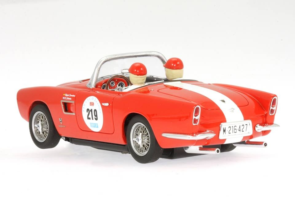 Top Slot Pegaso Z102 Spyder TOP-7027