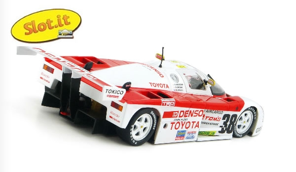 Toyota 88C Denso Le Mans 1989 SICA19C