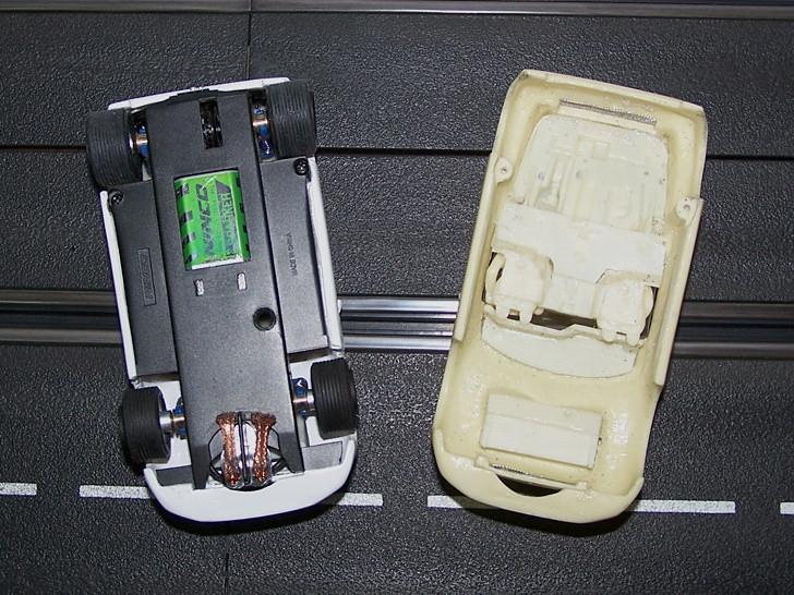 Transkit Lancia ECV2