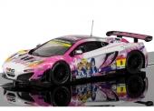 Scalextric C3849 McLaren 12C GT3, Pacific Racing