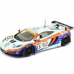 La McLaren 12C GT3 Macau GT Cup 2014 No 23 Scalextric