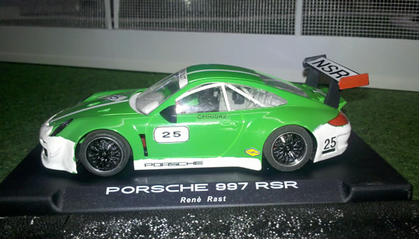 Porsche 997 NSR N°25