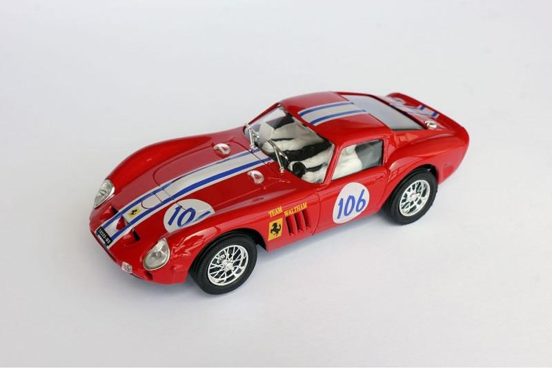 Pink-Kar - 250 GTO - Targa Florio 1963