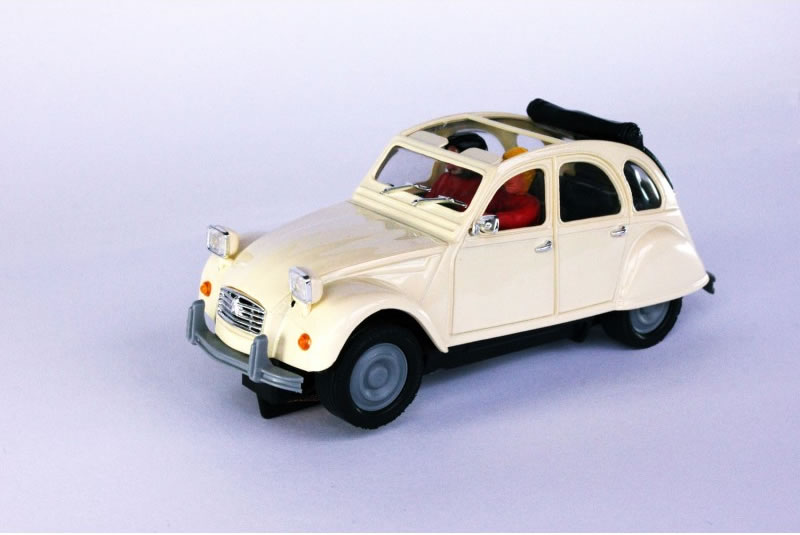 Pink-Kar - Citroën 2CV Cabrio - Marfil
